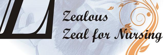 Zeal for Nursing